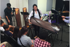 Join our free guzheng class in Torrance!
